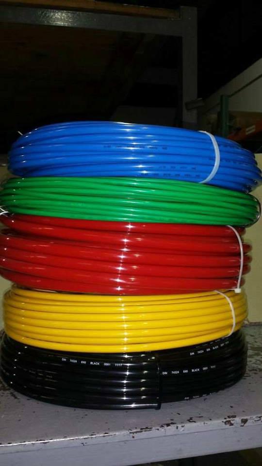 nylon-and-polyurethane-tubing
