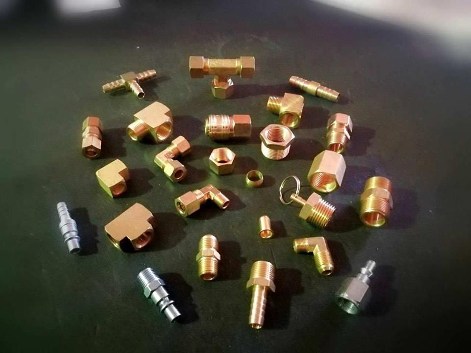 brass-fittings